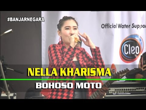 Nella Kharisma - Bohoso Moto - OM Lagista LIVE Serulingmas Banjarnegara 10 Maret 2019