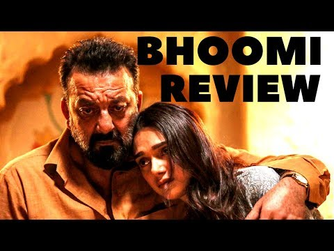 Bhoomi OFFICIAL Movie Review- Sanjay Dutt...