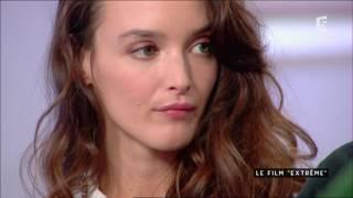 Iris, le film extrème - C à vous - 11/11/2016