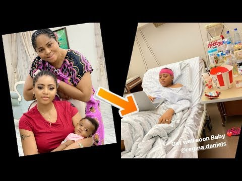 Did Actress Regina Daniels Just Gives Birth To Ned Nwoko Child