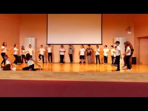 HIP-HOP HIPENOHOP-SCHOOL 12 Sciez 3ème trimestre