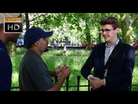 Rising of Christ! Hashim Vs Christian Missionary | Speakers Corner | Hyde Park