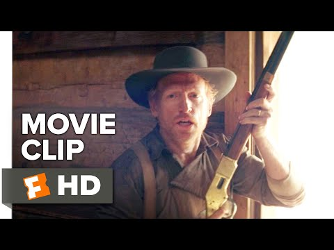 Hostiles Movie Clip - The Cabin Attack (2017) | Movieclips Coming Soon