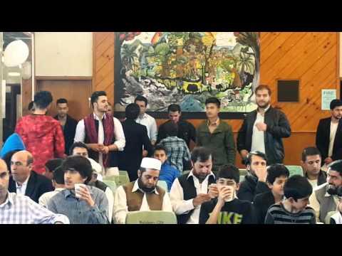 AFG NZ Entertainment Persent Abidoo Khan and Anayat performance