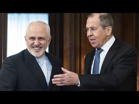Пресс-конференция глав МИД России и Ирана. Полное видео