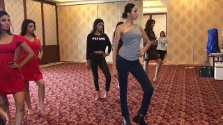 Miss India 2017 : Ramp Walk Session With Alesia Raut