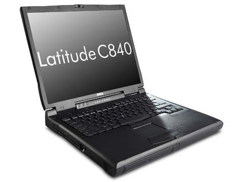 DELL LATITUDE C840 DESCARGAR DRIVER