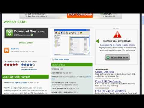 How to: Download And Install Winrar