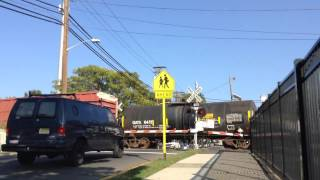 Long Mixed Freight Past Classic Signals
