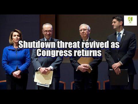 shutdown-threat-revived-as-congress-returns