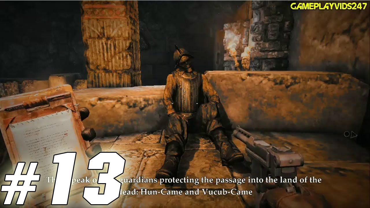 Deadfall adventures walkthrough part 13 xbox 360 playthrough