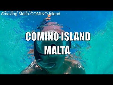 Amazing Malta-COMINO Island