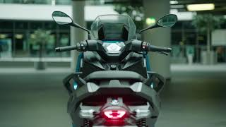 The new BMW K 1600 Grand America