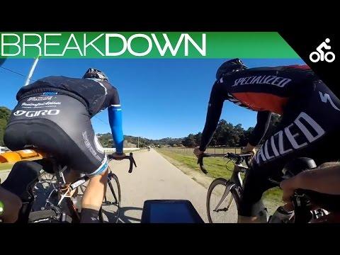 Crosswinds & Closing Gaps (Group Ride Breakdown)