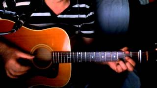 Congratulations ~ Cliff Richard ~ Acoustic Cover w/ Guild D-3 e Blonde