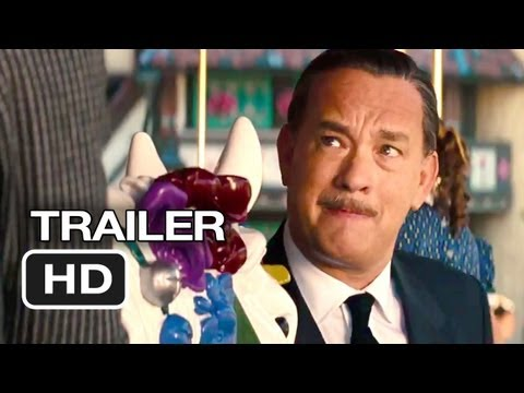 Saving Mr. Banks Official Trailer #1 (2013) - Tom Hanks Movie