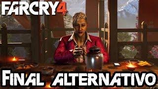 FINAL ALTERNATIVO | PS4 - Far Cry 4