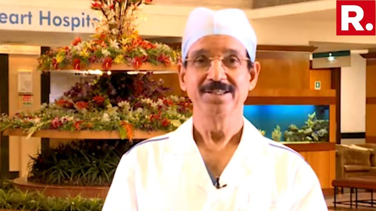 Dr Ramakanta Panda, Chief Cardiovascular Surgeon At Asian Heart Institute, Answers On Heart Health