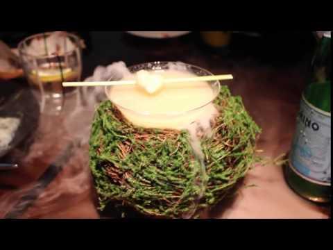 Bartender smoky lychee - Carnival by Tresind