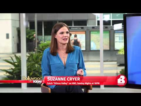 Suzanne Cryer's Journey from SEINFELD to SILICON VALLEY ...