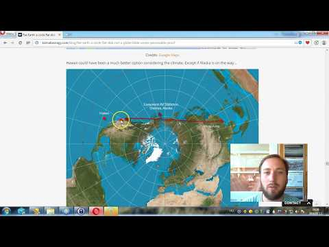 Flight Emergency Landings Prove Flat Earth thumbnail