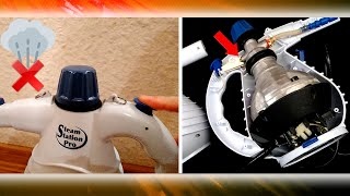 Как исправить пароочиститель своими руками! - Почему парогенератор может не подавать пар?