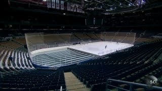 Engineering the Perfect Ice Hockey Arena   Strip the City