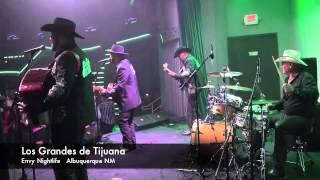 Los Grandes de Tijuana en Envy Nightlife 7.19.12