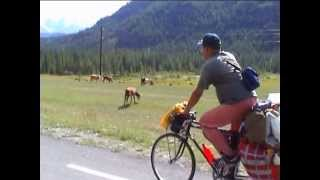 На велосипедах на Край света