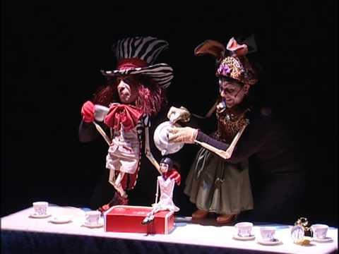 Teatro de marionetas do porto wonderland youtube - Teatro marionetas ikea ...