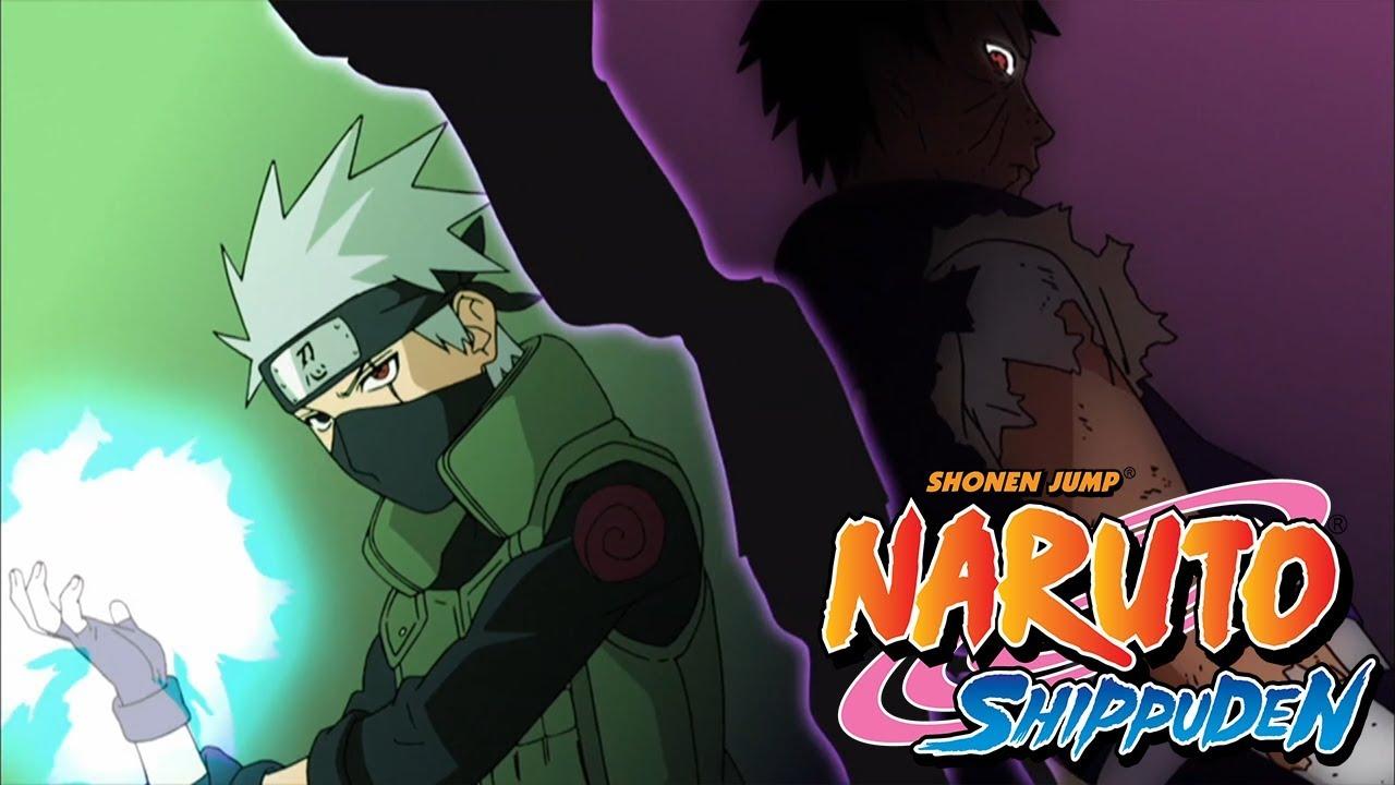 Naruto Shippuden - Opening 15   Crimson Lotus