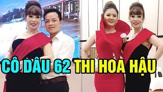 🔴NO'NG: Cô Dâu 62 Tuổi Bất Ngờ Đi Thi Hoa Hậu Tại Indonesia Cùng Chồng Tr,ẻ - TIN TỨC 24H TV