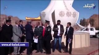 بالفيديو.. حفل ترانيم للأديان الثلاث احتفالا بعيد القديسة كاترين بجنوب سيناء