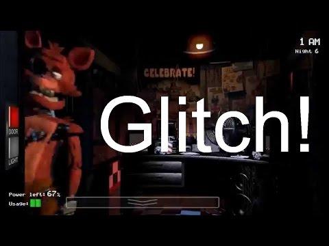Five Nights at Freddy's - Foxy's Glitch