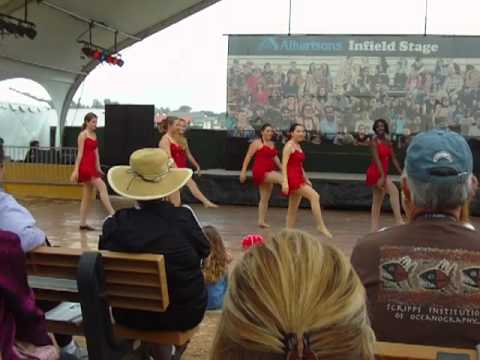 Who Will Comfort Me (Dance FX at SD County Fair)
