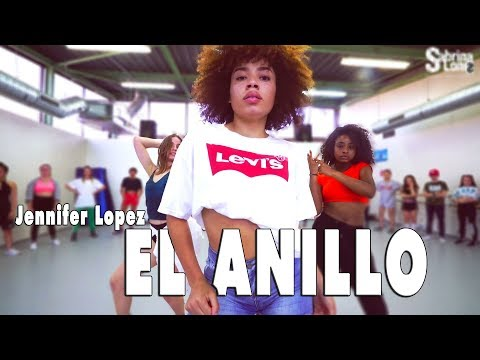 JENNIFER LOPEZ – El Anillo | Street Dance | Choreography Sabrina Lonis