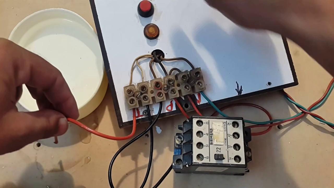 Wiring Pump Overrun
