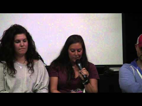 Zoe Levin  10 Year Speech 2nd Session 2015