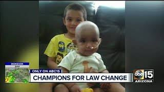 New law tests babies for rare disease