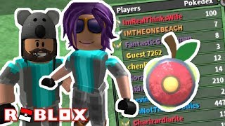 POKEDEX AT 100 + SIXTH GYM!! | Pokémon Brick Bronze [#25] | ROBLOX w/ Thinknoodles