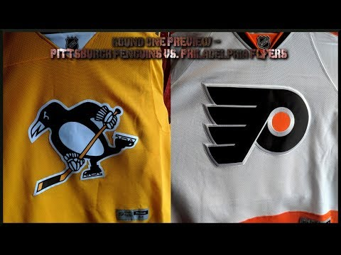 NHL Playoff Preview of Penguins vs Flyers