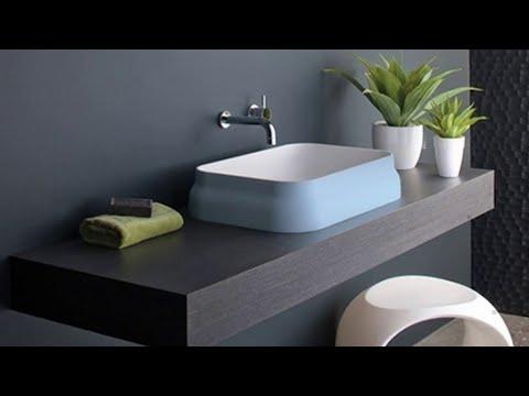 30 Wash Basin Designs For Modern Bathroom Top Washbasin Design Ideas Youtube