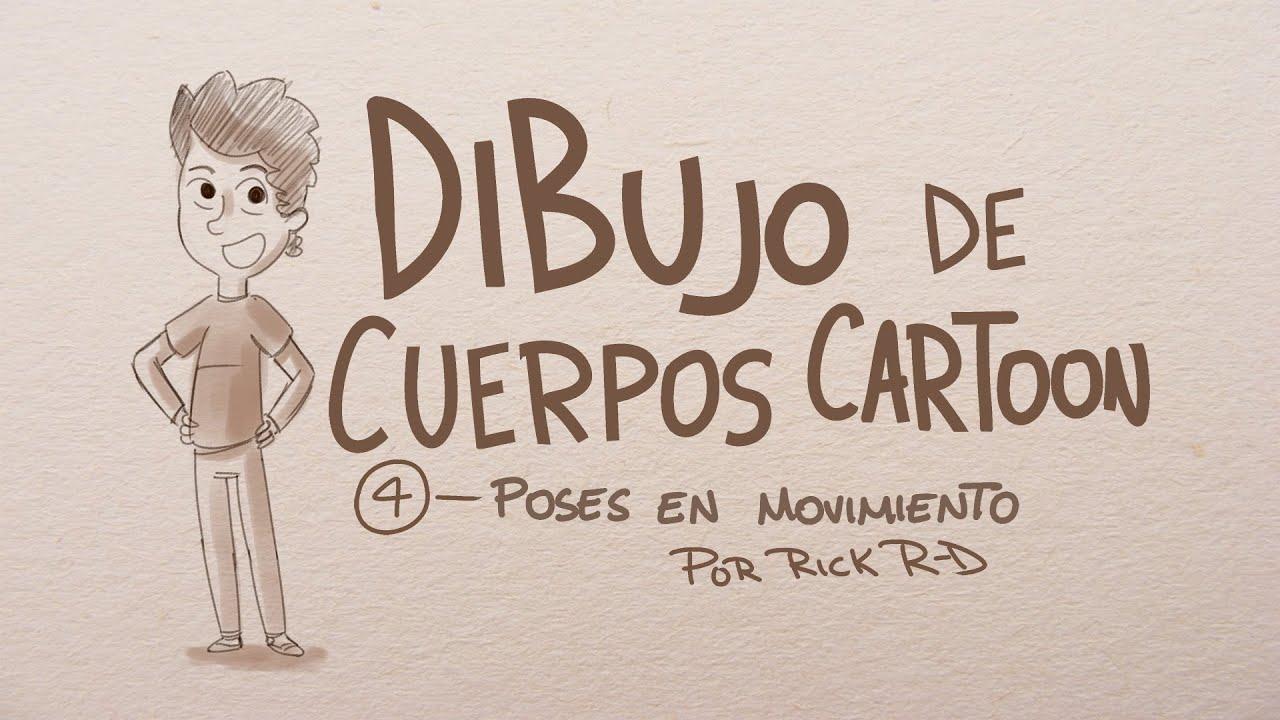 Como Dibujar Personajes Corriendo En Movimiento Tutorial De Dibujo