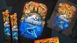 Jurassic World - Food, Drinks, & Retail | Universal Studios Hollywood (2019)