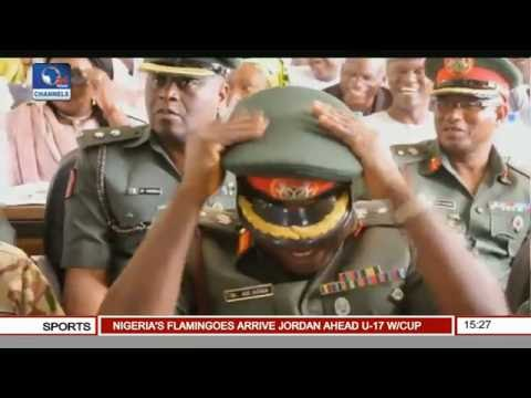 News Across Nigeria: Nigerian Army Holds Conference Of Post Conflict Cases
