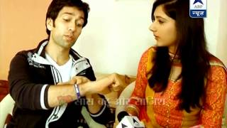 Aditya and Pankhuri celebrate friendship day