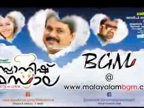 Spanish Masala BGM (background score) - spanish masala malayalam movie bgm