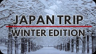 Japan Adventure: Winter Edition