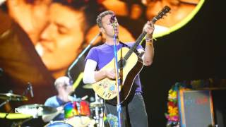 Coldplay en Bogotá: