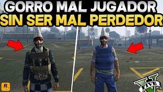 TUTORIAL *TENER LA GORRA DE MAL PERDEDOR* SIN ESTAR EN MAL JUGADOR | GTA ONLINE 1.45